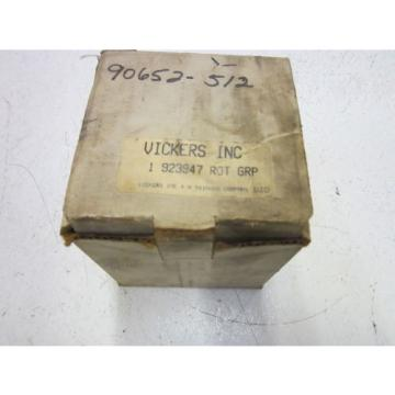 VICKERS Liberia  923947 ROT GRP  USED