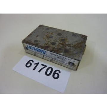 Vickers Haiti Tapping Plate DGMA3T220S Used #61706