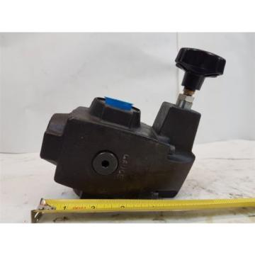 Vickers Uruguay  CT-06-C50-UBAU Hydraulic Relief Valve 500-2000psi origin