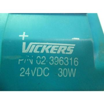 Origin Burma  Eaton Vickers Electrical 24 vdc 30w Coil OEM Part # 507848 Ag 02396316 Parts