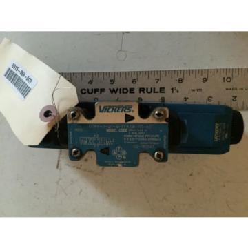 Origin Liberia VICKERS DG4V-3-2C-M-FPA5W-H7-60,508173,24VDC HYDRAULIC CONTROL VALVE ,BOXCI