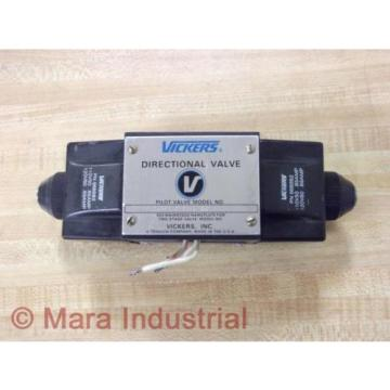 Vickers Suriname  DG4S4 016C B 60 Directional Valve DG4S4016CB60 - origin No Box