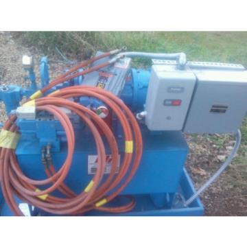 Motion Haiti  industries/Vickers 3HP 2 GPM 20 gal cap Hydraulic Power Unit