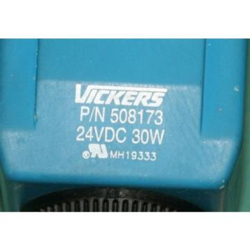 Vickers, France  DG4V-3S-2A-M-FPA5WL-H5-60, Directional Hydraulic Valve Eaton Origin