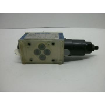 VICKERS Barbuda DGMR1 3 PP FW S 40 SEQUENCE FUNCTION VALVE 20-250 BAR 16 USGPM NNB