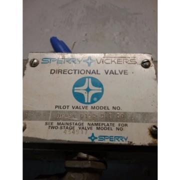 SPERRY Botswana VICKERS DIRECTIONAL VALVE DG4S4 016C W B 50_DG4S4016CWB50