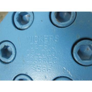Origin Burma VICKERS RIGHT ANGLE CHECK VALVE C2-815