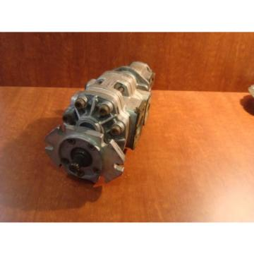Vickers Laos GPCT4-20-20-B6F4A-31R hydraulic pump