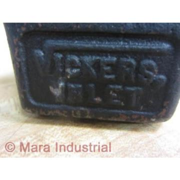 Vickers Barbados  OFM 101 Filter 10006891 - Used