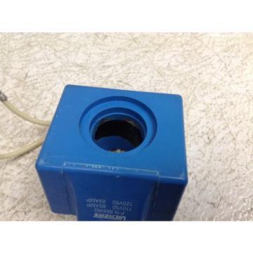 Vickers Gibraltar 868982 110/120 V Encapsulated Coil origin TB