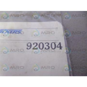 VICKERS Mauritius 920304 SEAL KIT Origin IN FACTORY BAG