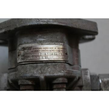 Vickers Egypt  Pump Type G 5-12-A13R6-23R Nr 0585389