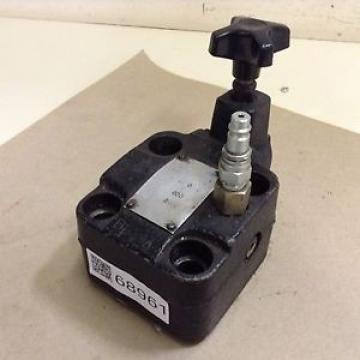 Vickers Gambia Relief Valve CG06C50 Used #68961