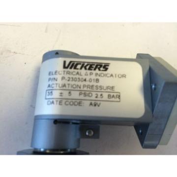 Origin Guyana OLD VICKERS H3501B4YBB1C03 HYDRAULIC FILTER,3 MICRON,50 GPM P-230304-01B  GA
