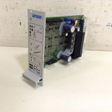 Vickers Liechtenstein Amplifier Card EEA-PAM-571-A-32 Used #83115