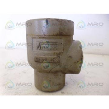 VICKERS Slovenia  C2815 CHECK VALVE USED