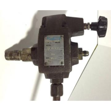 VICKERS Denmark  RELIEF VALVE WITH PIPE CS 03 C 50