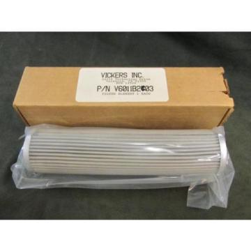 Origin Uruguay NIB Vickers V6011B2V03 Filter Element
