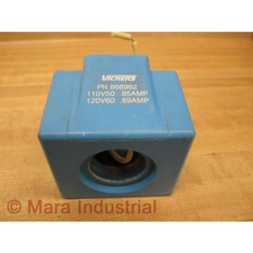 Vickers SamoaEastern 868982 Coil B868982 Tested - Used