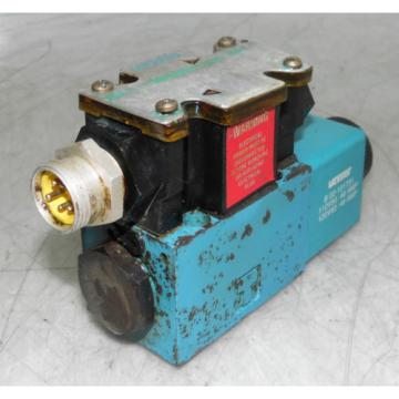 Vickers Egypt Directional Valve, DG4V-3S-2A-M-FPA5WL-B5-60, Used, WARRANTY