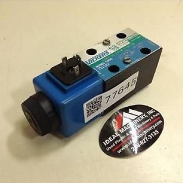 Vickers UnitedStatesofAmerica Hydraulic Valve DG4V3S2AMUB560 Used #77645