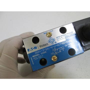 VICKERS Ecuador VALVE DG4V-3-2AL-M-UHL7-60-EN594 Origin NO BOX