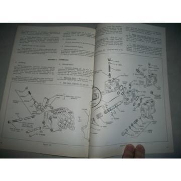VICKERS Reunion HYDRAULICS CM11-21 DESIGN MULTIPLE UNIT VALVES SERVICE amp; PARTS MANUALS