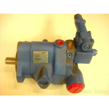 origin Egypt  Vickers PVQ10 A2R SS1S 20 C21D 12 Inline Piston Pump 02-348568