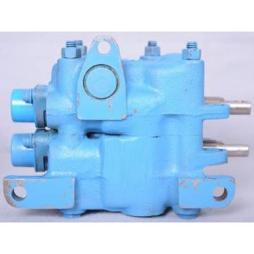 Vickers Malta Double Spool Hydraulic Valve Working PN 222627 Blue FREE SHIPPING