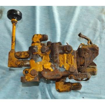 Vickers Liberia  Hydraulic Equipment Outrigger Control Valve 406110, 408110 parts Rebuild