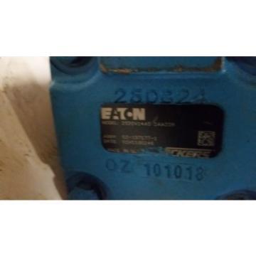 Eaton Guinea Vickers Double Vane Pump 2520V14A5 1AA22A