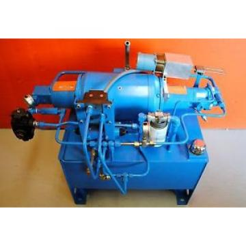 Vickers Costa Rica  Hydraulic Power Unit, 5 Gal Per Minute