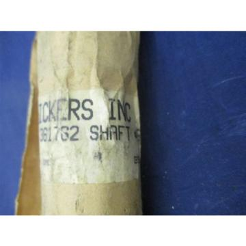 Vickers Costa Rica  361762 Pump Shaft