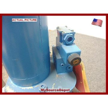 HYDRAULIC Iran  PUMP MOTOR UNIT,3 PHASE,2HP,3 GALLON TANK,BALDOR MOTOR,Origin UNIT