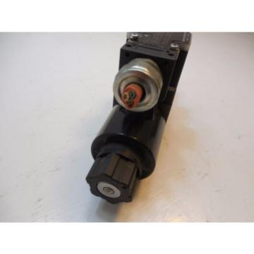 Nachi Grenada Hydraulic Control Valve SS-G01-C5-R-C115-E31