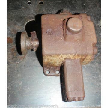 Nachi CookIs. Variable Vane Pump VDR-1A-1A3-E22 _ VDR1A1A3E22