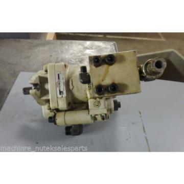 Nachi Austria Piston Pump PVS-1B-22N1-U-11_ PVS1B22N1U11