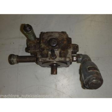 Nachi Paraguay  Variable Vane Pump VDC-1B-2A3-U-1048K_VDC1B2A3U1048K AS-IS