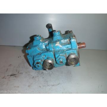 Nachi Uganda  Variable Vane Pump VDR-11B-1A2-1A2-22_VDR11B1A21A222