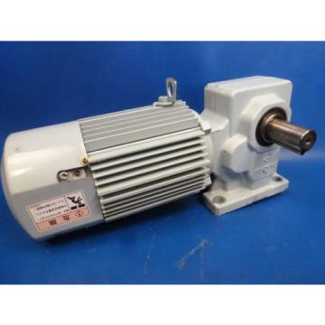 SUMITOMO HYPONIC INDUCTION GEAR MOTOR RNHM1-43R-B RNHM143RB
