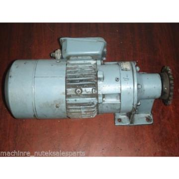 Sumitomo CYCLO Drive Gear Reducer HM1-82 Motor w/ brake Ration 11 _ HM182