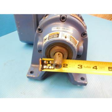SUMITOMO CNHMS01 6065A 29 AC GEAR MOTOR 1/8 HP MADE IN USA MOTORS