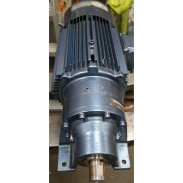 Sumitomo Cyclo 15kW Electric Motor Gearbox Straight Drive 95RPM Gear-motor