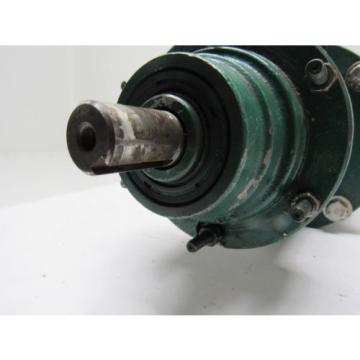 Sumitomo SM-Cyclo CNFJ-4085-Y 3/4HP Gear Motor 21:1 Ratio 208-230/460V 3Ph