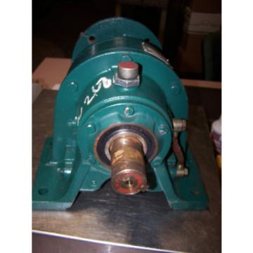 Origin SUMITOMO SM-CYCLO 59:1 RATIO GEAR SPEED REDUCER HC3140  269 HP
