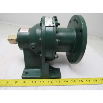 Sumitomo SM-Cyclo CNHX4097Y8 Inline Gear Reducer 8:1 Ratio 189 Hp 1750RPM