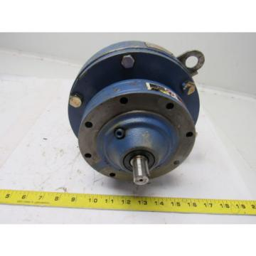 Sumitomo SM-Cyclo CNFJ-6123DBY-121 Inline Gear Reducer 121:1 Ratio 141 Hp