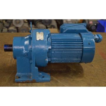 SUMITOMO, CNHM05-6105YB-87, Gear Motor, 1/2 HP, 201 RPM, 460V