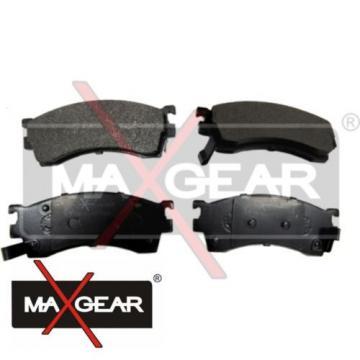 Bremsbelagsatz Bremsbeläge Bremsklötze MAXGEAR Vorderachse 19-0565