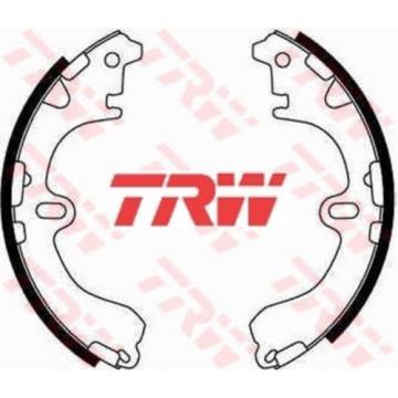 Bremsbackensatz 4 Bremsbacken Trommelbremse TRW GS8291
